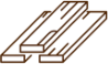 Reutilizamos madera para la fabricación de nuestros productos